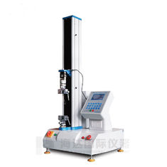 Electronic 2KN Textile Single Column Tensile Testing Machine