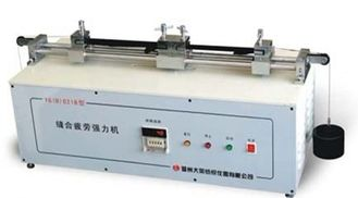 Electronic Portable Fabric / Textile Material Testing Equipment Seam Fatigue Testing Machine