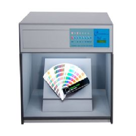 Electronic Textile Testing Equipment Colour Matching Cabinet for Color Assessment Test CE